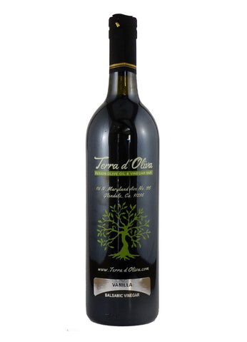 Balsamic Vinegar – Vanilla (750ml)