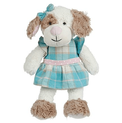 Maison Chic Mollie the Dressed Puppy, 12""