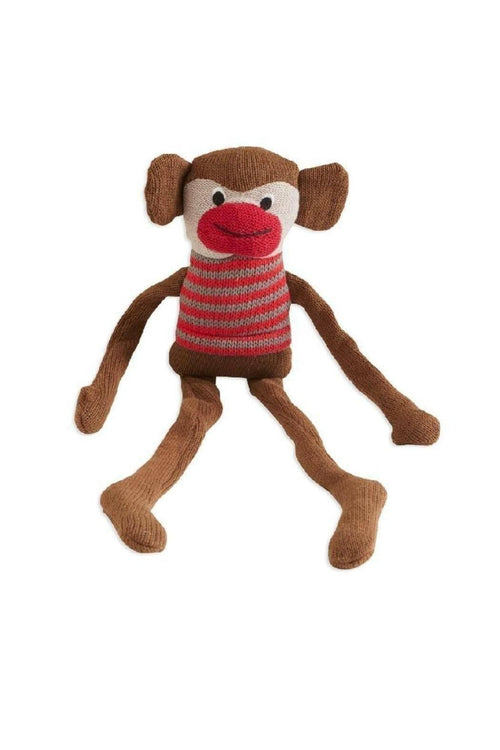 K&K Baby Sock Monkey-K&K Baby-Sweet as Sugar Children's Boutique