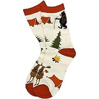 Lazy One Bear Socks-Lazy One-Sweet as Sugar Children's Boutique