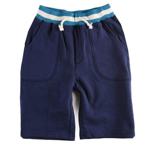 Outlet Appaman Boys Blue Riverside Shorts-Appaman-Sweet as Sugar Children's Boutique