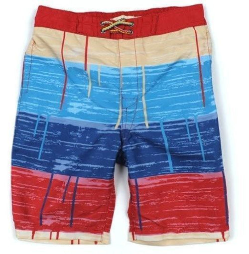 Outlet Appaman Stripe Swim Trunks-Appaman-Sweet as Sugar Children's Boutique