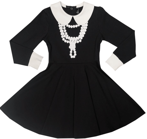 RYB Coco LS Dress-Rock Your Baby-Sweet as Sugar Children's Boutique