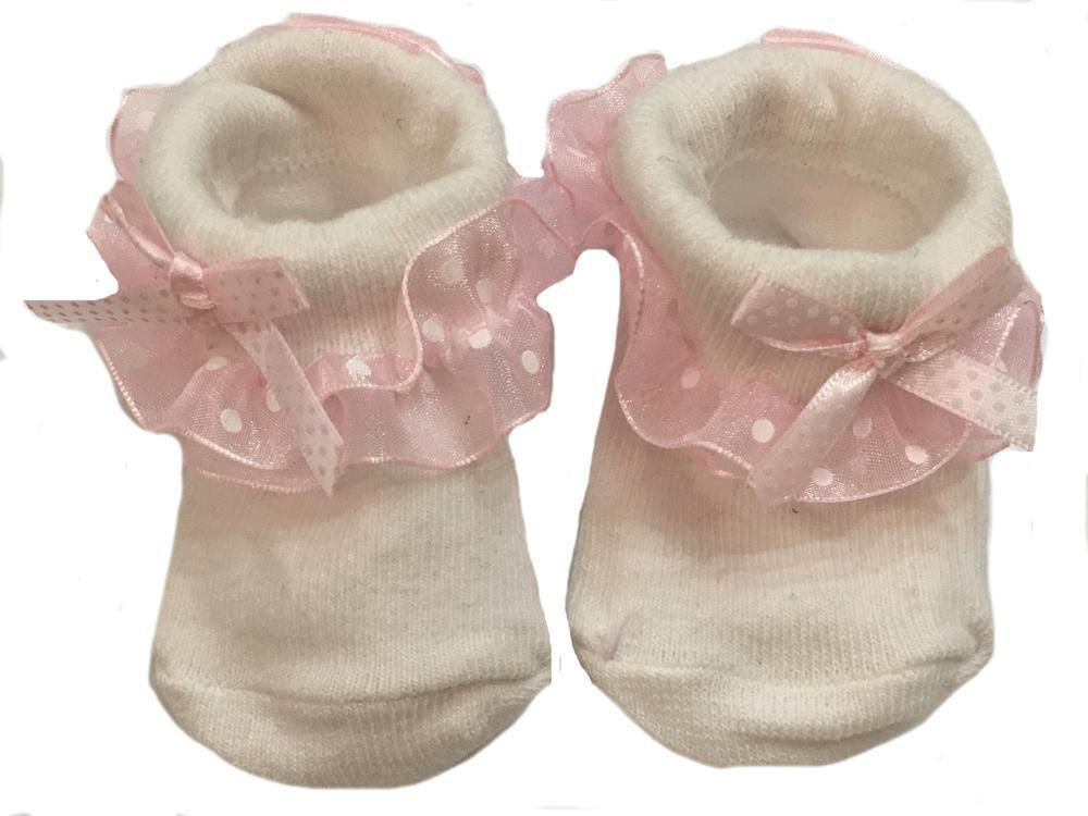 SAS Ruffle Socks-Sweet as Sugar-Sweet as Sugar Children's Boutique