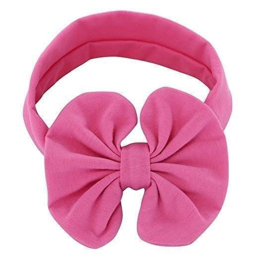 Sweet as Sugar Large Bow Headband-Sweet as Sugar-Sweet as Sugar Children's Boutique