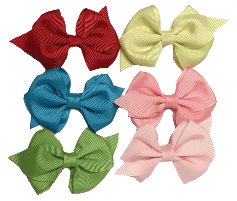 Sweet as Sugar X-small Bows-Sweet as Sugar-Sweet as Sugar Children's Boutique