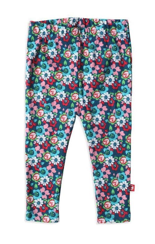Zutano Edelweiss Skinny Legging in Pagoda-Zutano-Sweet as Sugar Children's Boutique