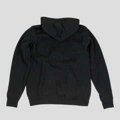 CoryG Fitness Hoodie Black Hooded Sweatshirt Back