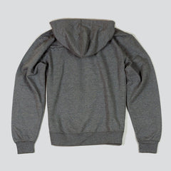 OSG Light Weight Hoodie Old School Gym Grey Sweatshirt Back