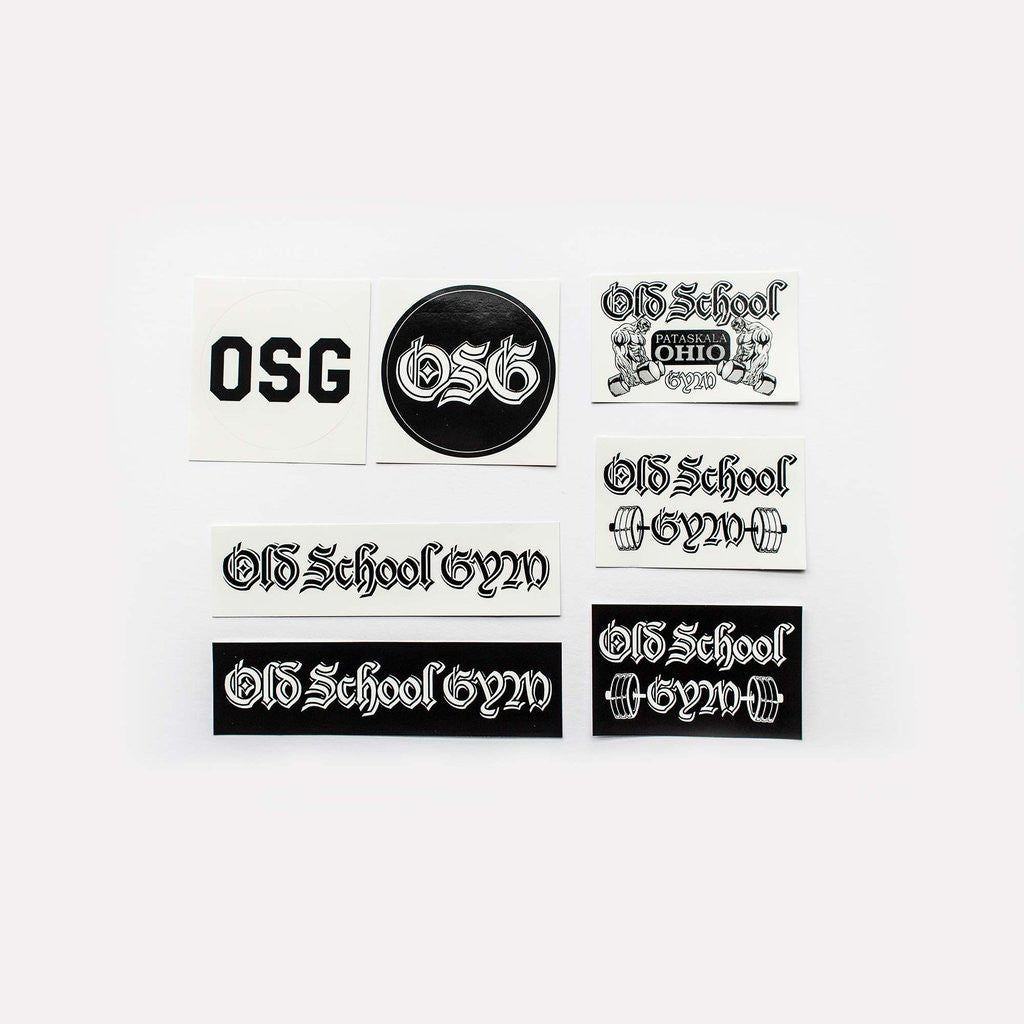 OSG Sticker Pack