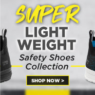 Super Lightweight Safety Shoes Collection