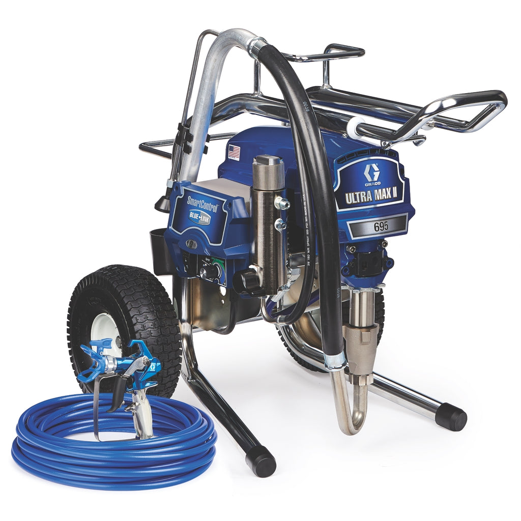 Graco 17E572 Ultra Max II 695 Lo-Boy Standard Series Airless Sprayer