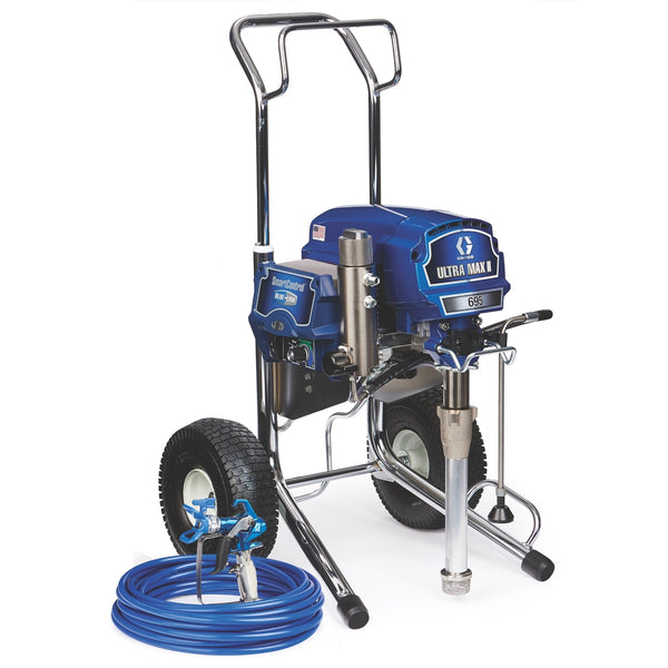 Graco 17E574 Ultra Max II 695 Hi-Boy Standard Series Airless Sprayer