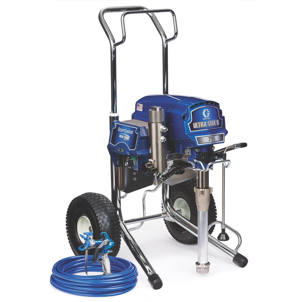Graco 17E579 Ultra Max II 795 Hi-Boy Standard Series Airless Sprayer