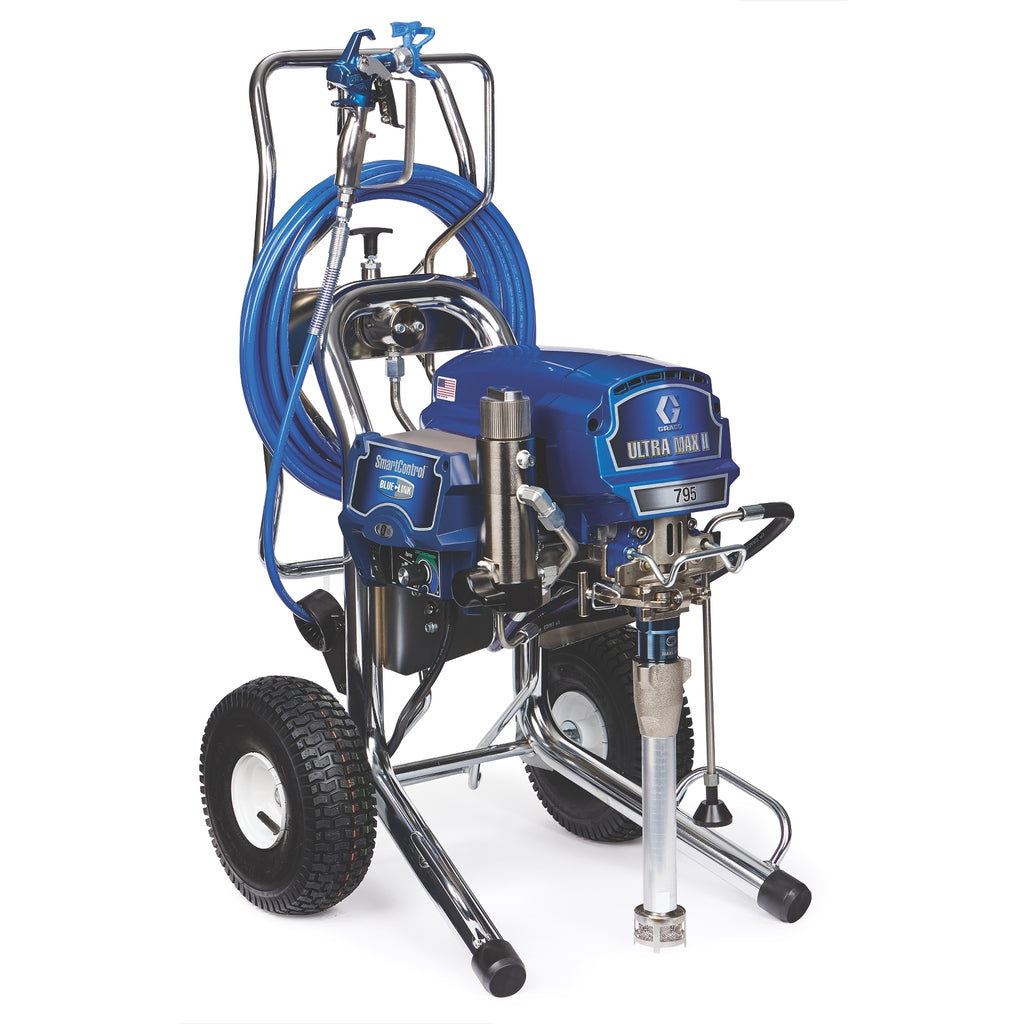 Graco 17E582 Ultra Max II 795 Hi-Boy Pro Contractor Series Airless Sprayer