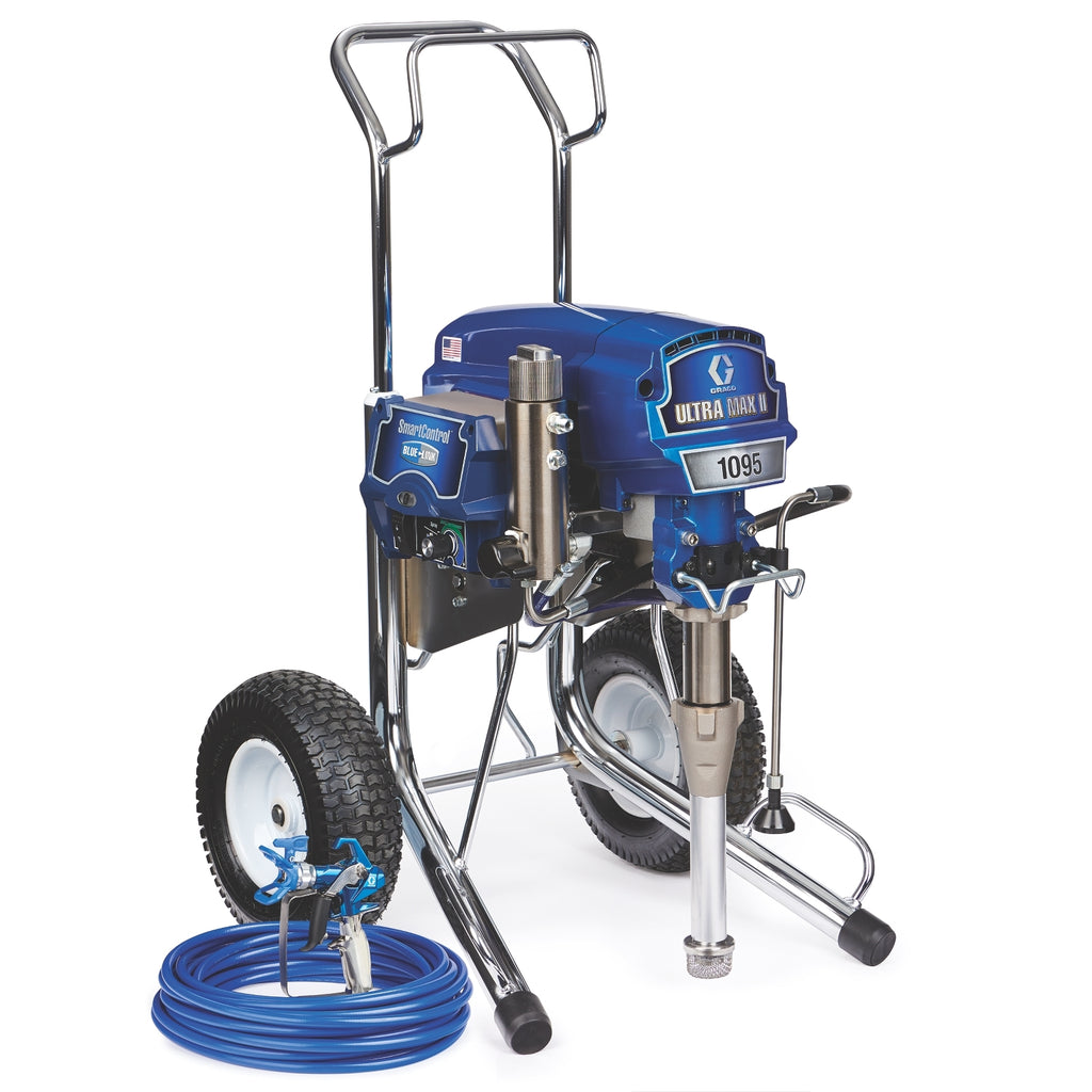 Graco 17E583 Ultra Max II 1095 Hi-Boy Standard Series Airless Sprayer