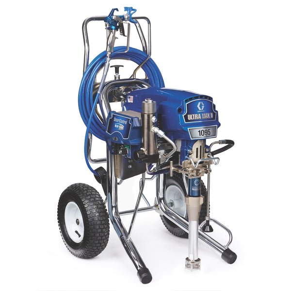 Graco 17E585 Ultra Max II 1095 Hi-Boy Pro Contractor Series Airless Sprayer
