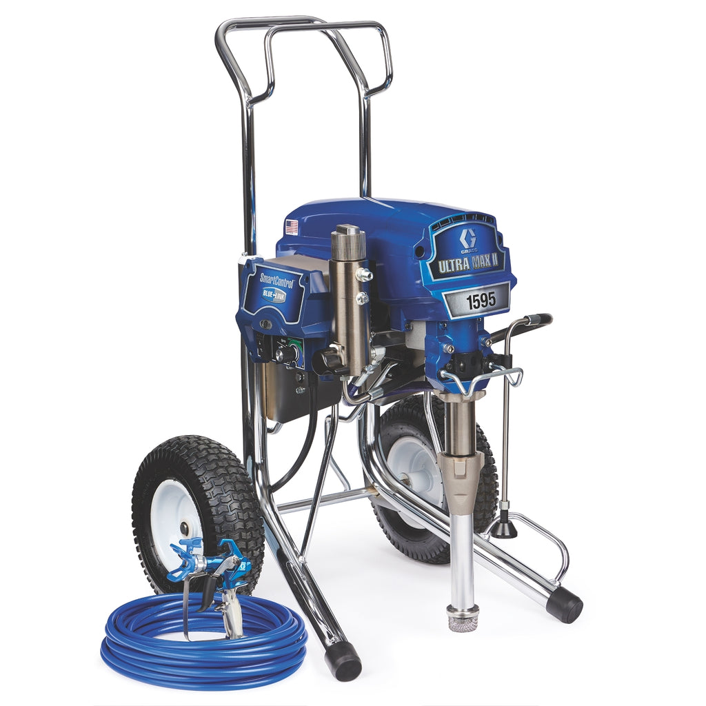 Graco 17E589 Ultra Max II 1595 Hi-Boy Standard Series Airless Sprayer
