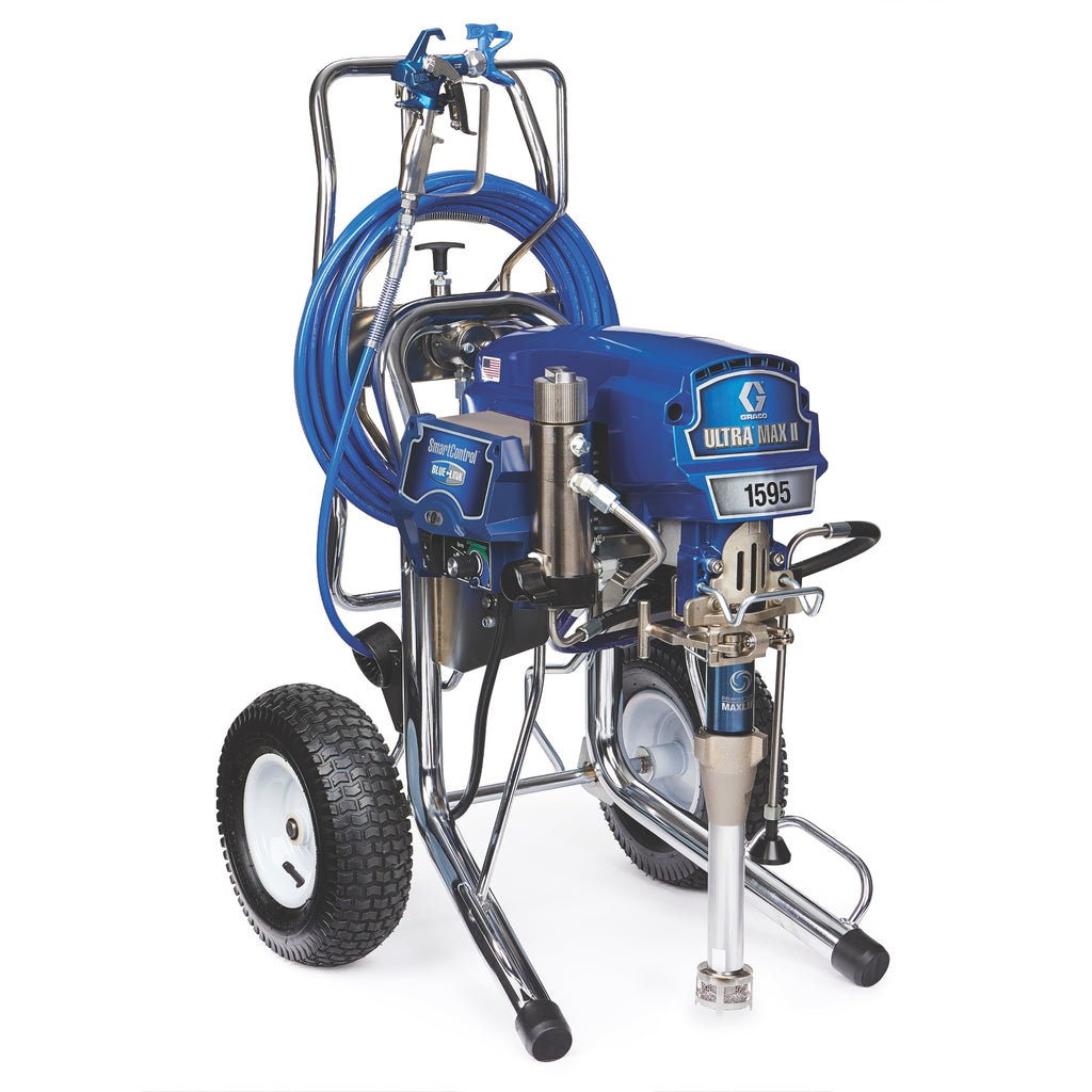 Graco 17E596 Ultra Max II 1595 Hi-Boy Pro Contractor Series Airless Sprayer