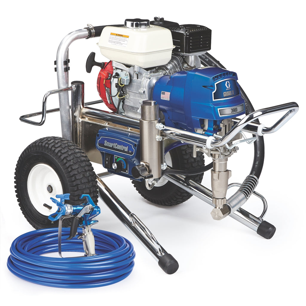 Graco 17E826 GMax II 3900 Lo-Boy Standard Series Airless Sprayer