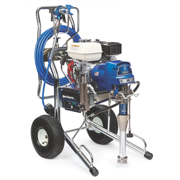 Graco 17E828 GMax II 3900 Hi-Boy Pro Contractor Series Airless Sprayer