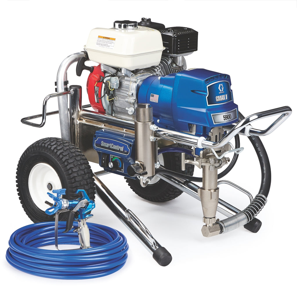 Graco 17E829 GMax II 5900 Lo-Boy Standard Series Airless Sprayer
