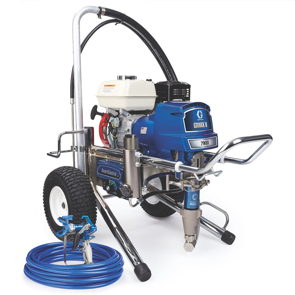 Graco 17E834 GMax II 7900 Lo-Boy Standard Series Airless Sprayer