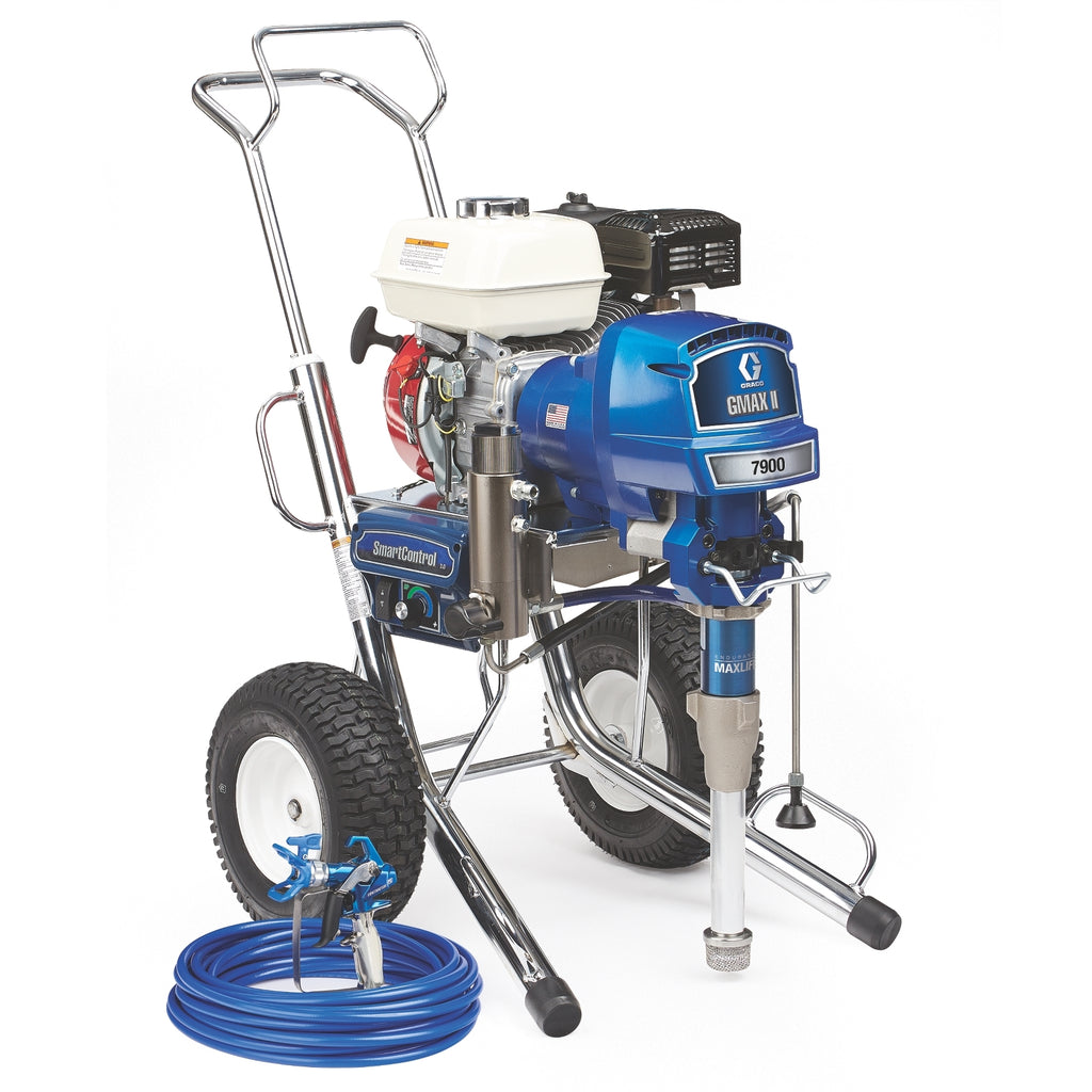 Graco 17E836 GMax II 7900 Hi-Boy Standard Series Airless Sprayer