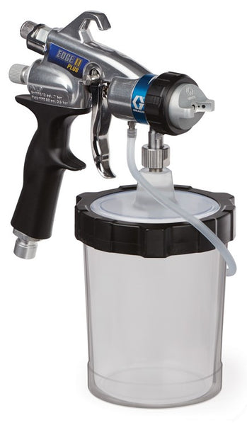 Graco 17P483 Edge II Plus HVLP Gun & Cup