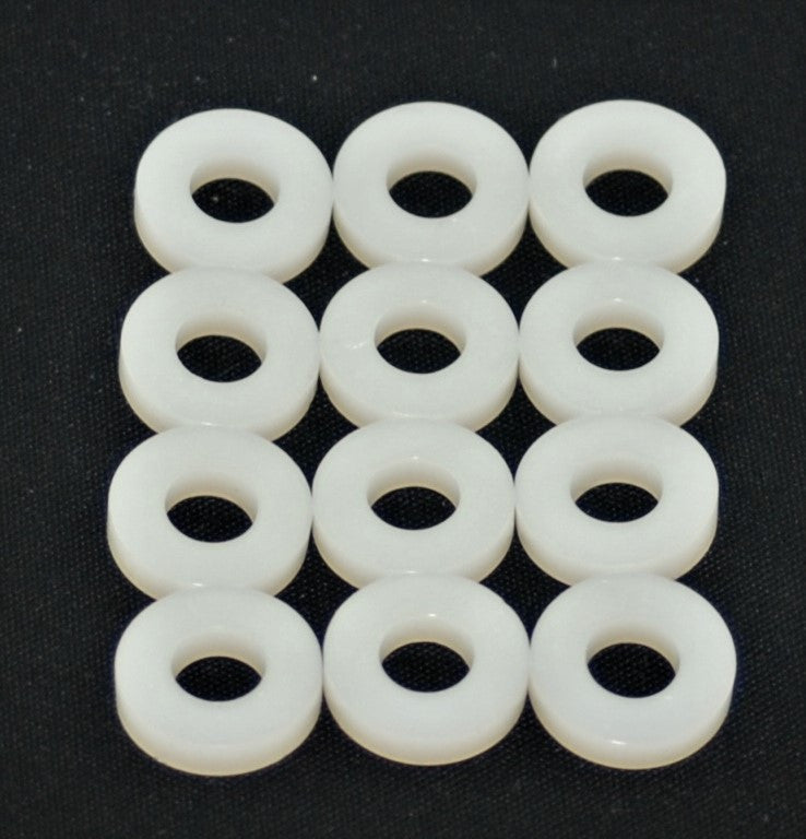 20-2157 Flat Tip Washer 12 Pack 1/8""