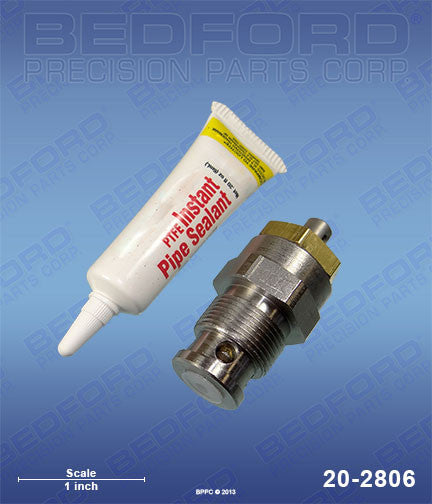 20-2806 Prime Valve Same as Graco 235-014 & 239-914