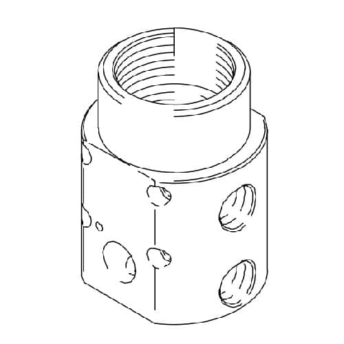 Graco 240-316 Filter Housing