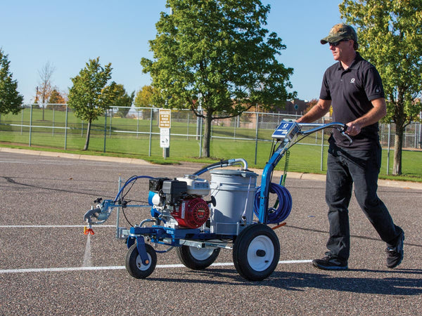 Graco 25M224 LineLazer 3400 Parking Lot Line Striper