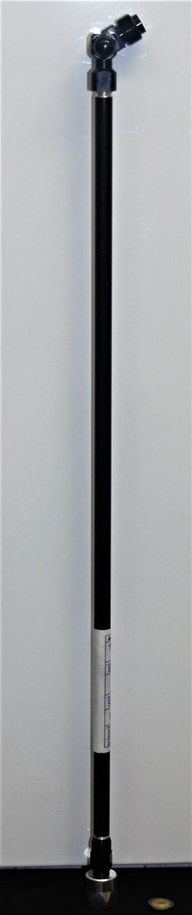 "24"" extension pole with angle head"