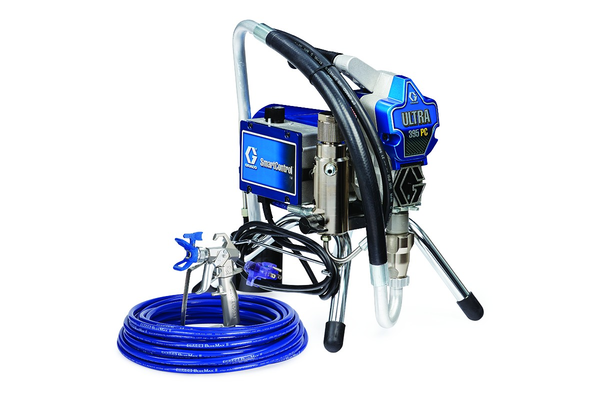 graco ultra 395pc sprayer