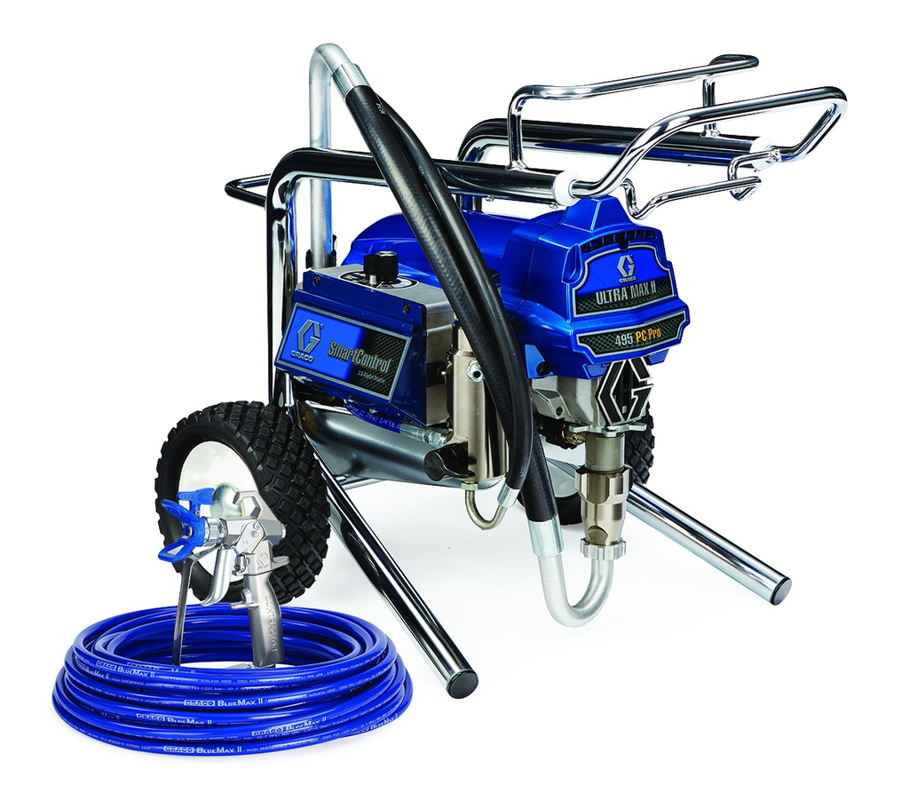 GRACO 17C334 495 SPRAYER