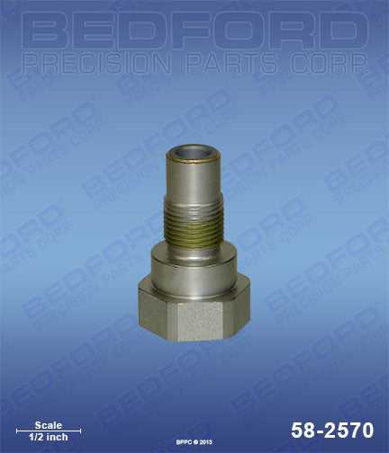 58-2570 Piston Seat  Same as Graco 243181
