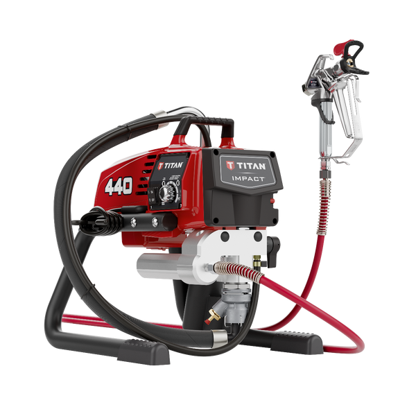 Titan 805-000 Impact 440 Airless Sprayer (Skid)