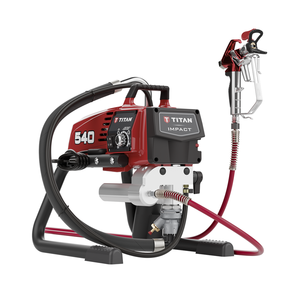 Titan 805-001 Impact 540 Airless Sprayer (Skid)