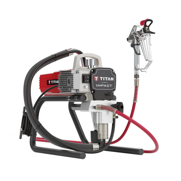 Titan 0532052 Impact 410 Airless Sprayer (Skid)