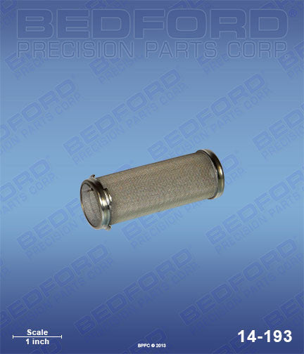 14-193 60 Mesh Manifold Filter  Same as Graco 167053