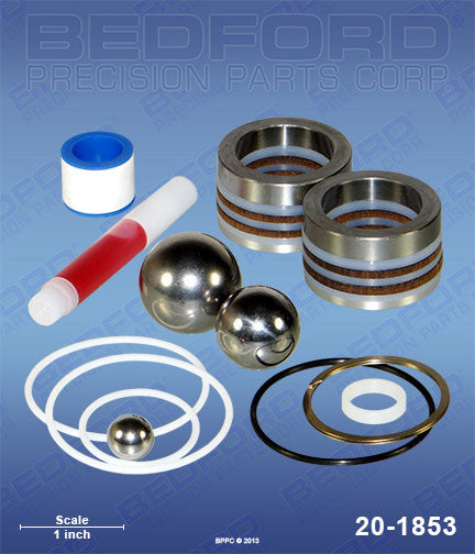 20-1853 Speeflo Packing Kit 143-050