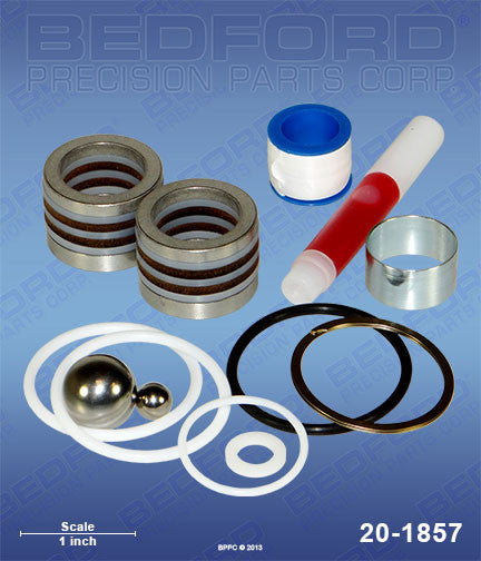 20-1857 Speeflo Packing Kit 107-051