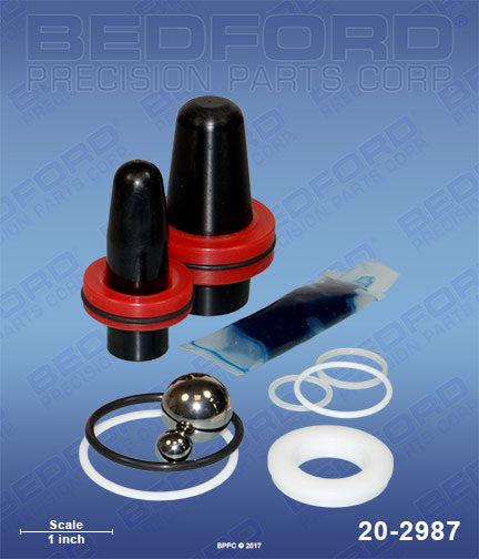 Bedford 20-2987 Packing Kit Same as Titan 0551687