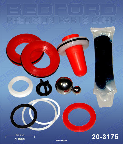 20-3175 packing kit 552951