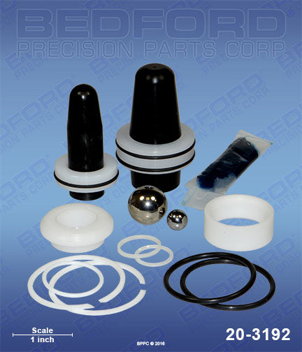 Bedford 20-3192 Packing Kit  Same as Titan 558740
