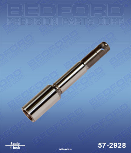 Bedford 57-2928 Bare Rod  Same as Airlessco 331-708