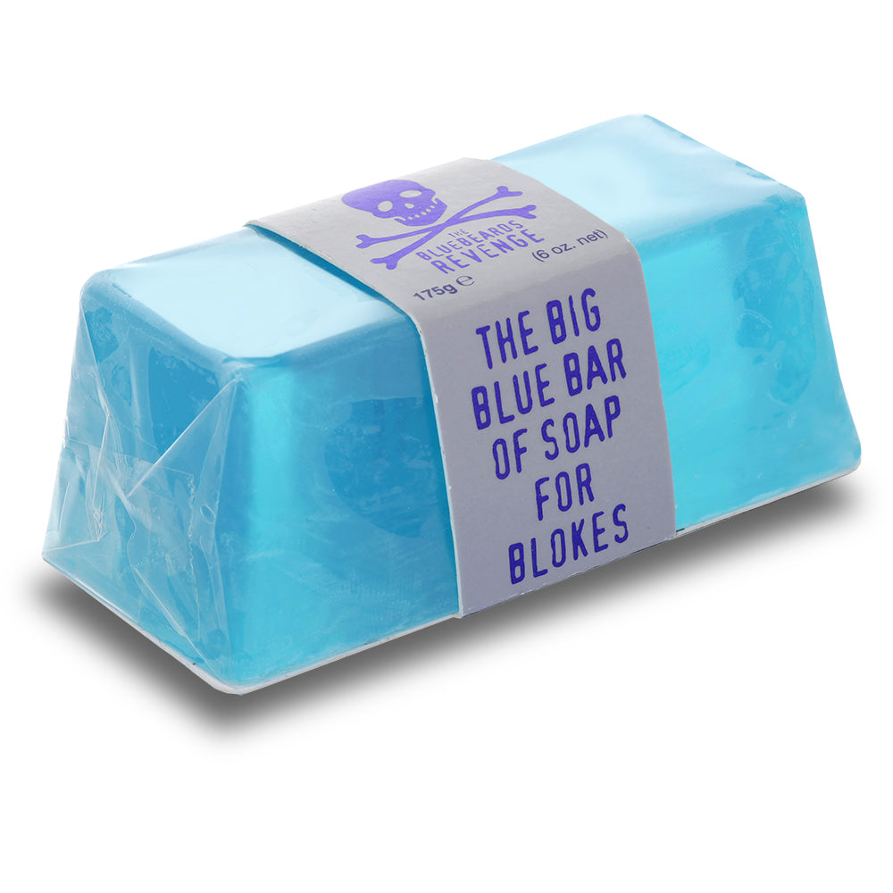 Bluebeards Revenge Big Blue Soap
