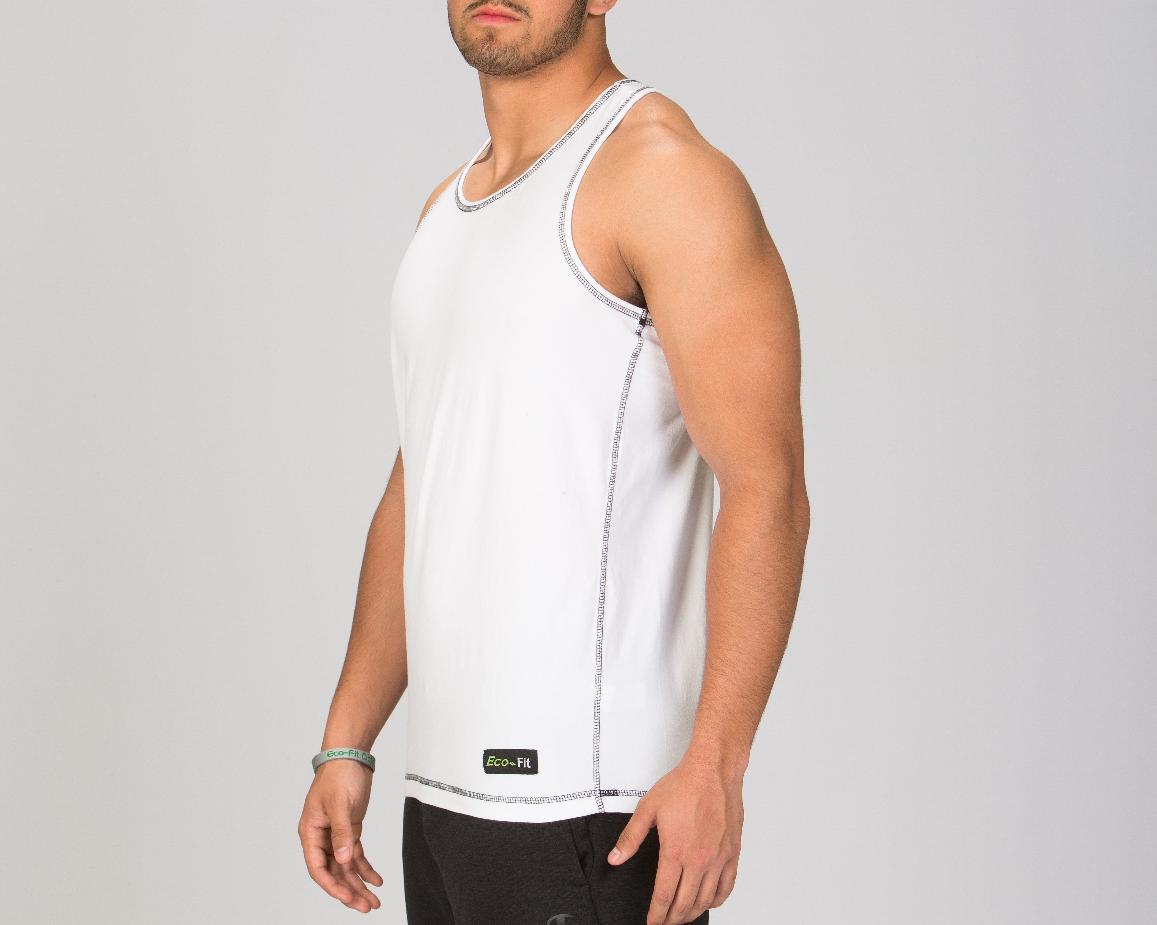 Cloud Organic Muscle Tank Top
