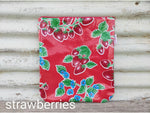 laundry bags - oilcloth